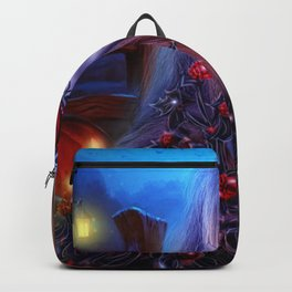 All Saints'Day Backpack