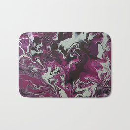 Abstract painting Bath Mat