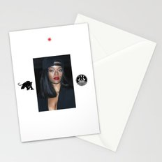 Or Nah Stationery Cards