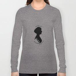 Jane Austen Long Sleeve T-shirt