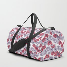 Floral Duffle Bag