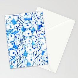 Modern City Stationery Cards