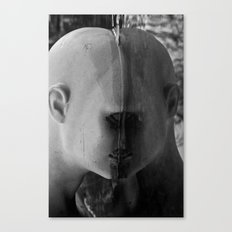 One and the same Canvas Print