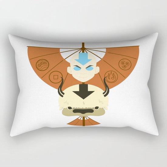 Yip Yip Rectangular Pillow