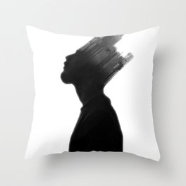 City Slicker Throw Pillow