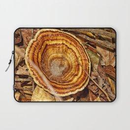 Beautiful Bracket Fungi Laptop Sleeve