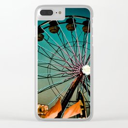 Midway Clear iPhone Case