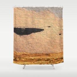 Area 51 Shower Curtain