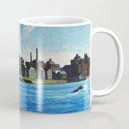 Edward Hopper Blackwell's Island Coffee Mug