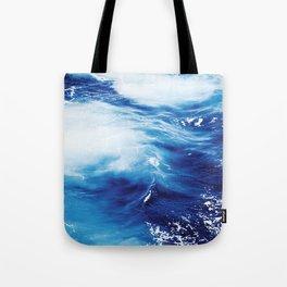 #ocean Tote Bag
