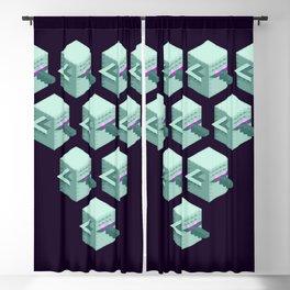 Yulong Clones Blackout Curtain