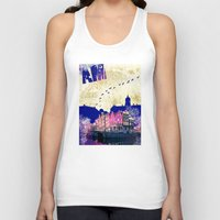 amsterdam Tank Tops featuring Amsterdam by Kimball Gray