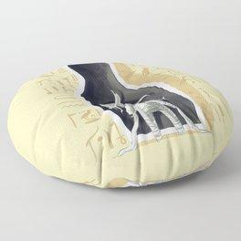 Mummy 2 Floor Pillow