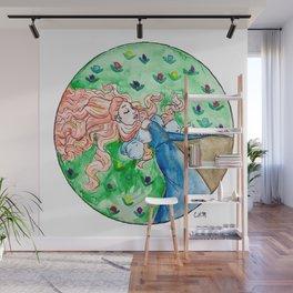 Sleeping Beauty Wall Mural