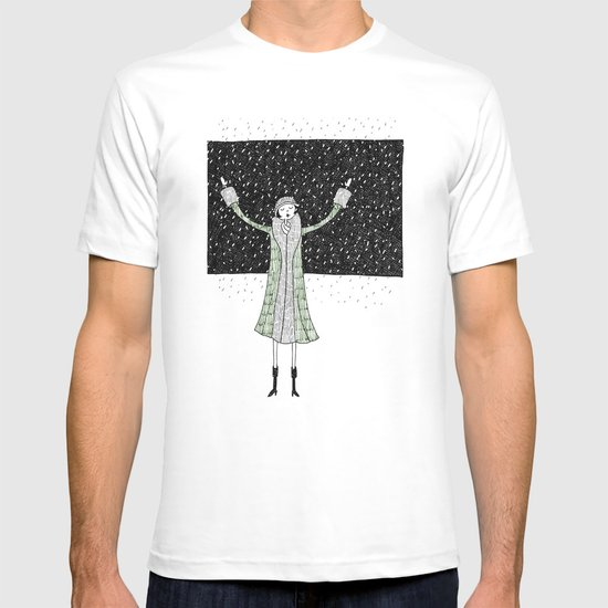 Eloise loves winter T-shirt