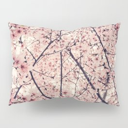 Blizzard of Blossoms Pillow Sham