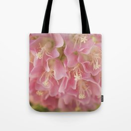 Tropical Hydrangea Tote Bag