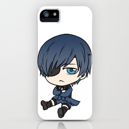 Ciel Chibi iPhone Case