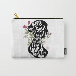 You Pierce My Soul - Jane Austen Carry-All Pouch