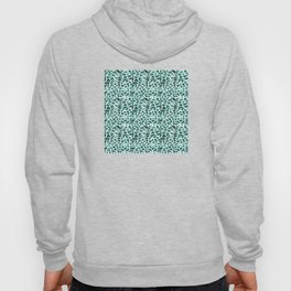 Slight Connections Pattern Hoody