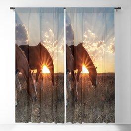 God's Gift Blackout Curtain