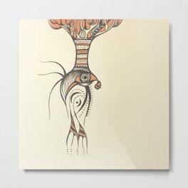"""""""Tree of Vision"""" Metal Print"""