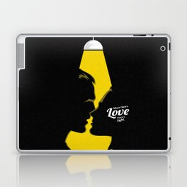 Where There's Love Laptop & iPad Skin