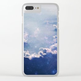 Space Within Clear iPhone Case