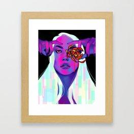 Digitalism Framed Art Print