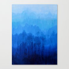 Mists No.4 Canvas Print