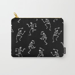 The Bone Dance Carry-All Pouch