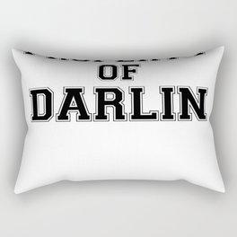 Property of DARLIN Rectangular Pillow