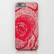Roses are red... iPhone 6s Slim Case