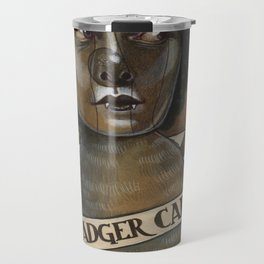 REGULAR BADGER Travel Mug