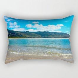 Blue Waters Rectangular Pillow