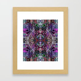 You Color My World - Rainbow Collection  Framed Art Print