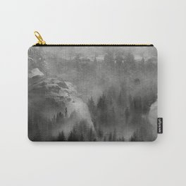 Black and White - Wish You Were Here (Chapter I) Carry-All Pouch