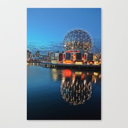Science World Canvas Print