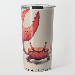 claw goals Travel Mug