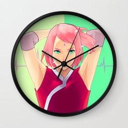 Sakura the Last Wall Clock