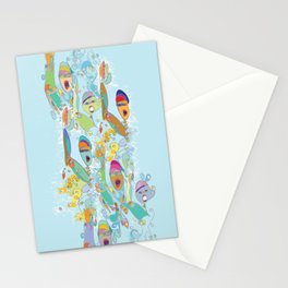 Open Water Madness 2 Stationery Cards