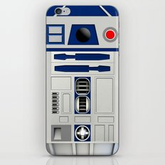 R2D2 iPhone & iPod Skin