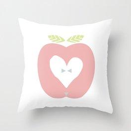 Apple décor Throw Pillow