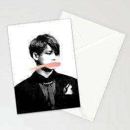 seventeen mingyu Stationery Cards