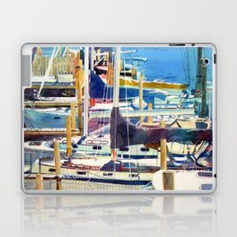 The Summer Line Up Laptop & iPad Skin