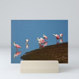 Stacking Up the Memories Mini Art Print