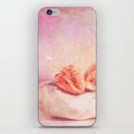 PHYSALIS iPhone Skin