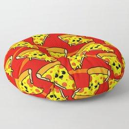 Pizza Pattern Pizza Lover Gift Floor Pillow