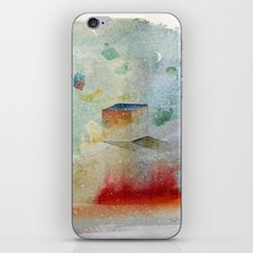 waxing crescent.three iPhone & iPod Skin
