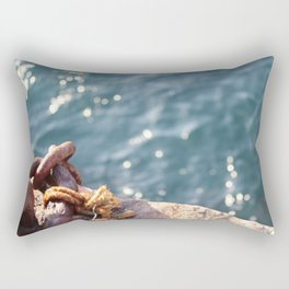 Chilling water Rectangular Pillow